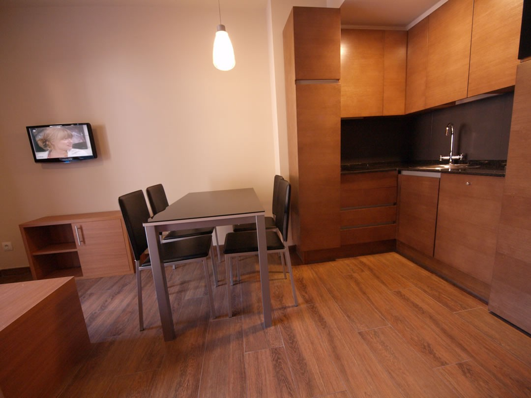 Superior Apartments (1 bedroom)1/2 with access to the SPA