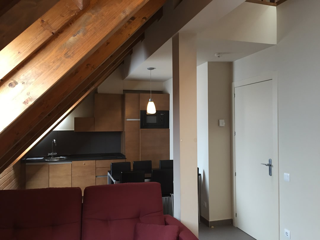 Apartament Dúplex (2 dormitoris)