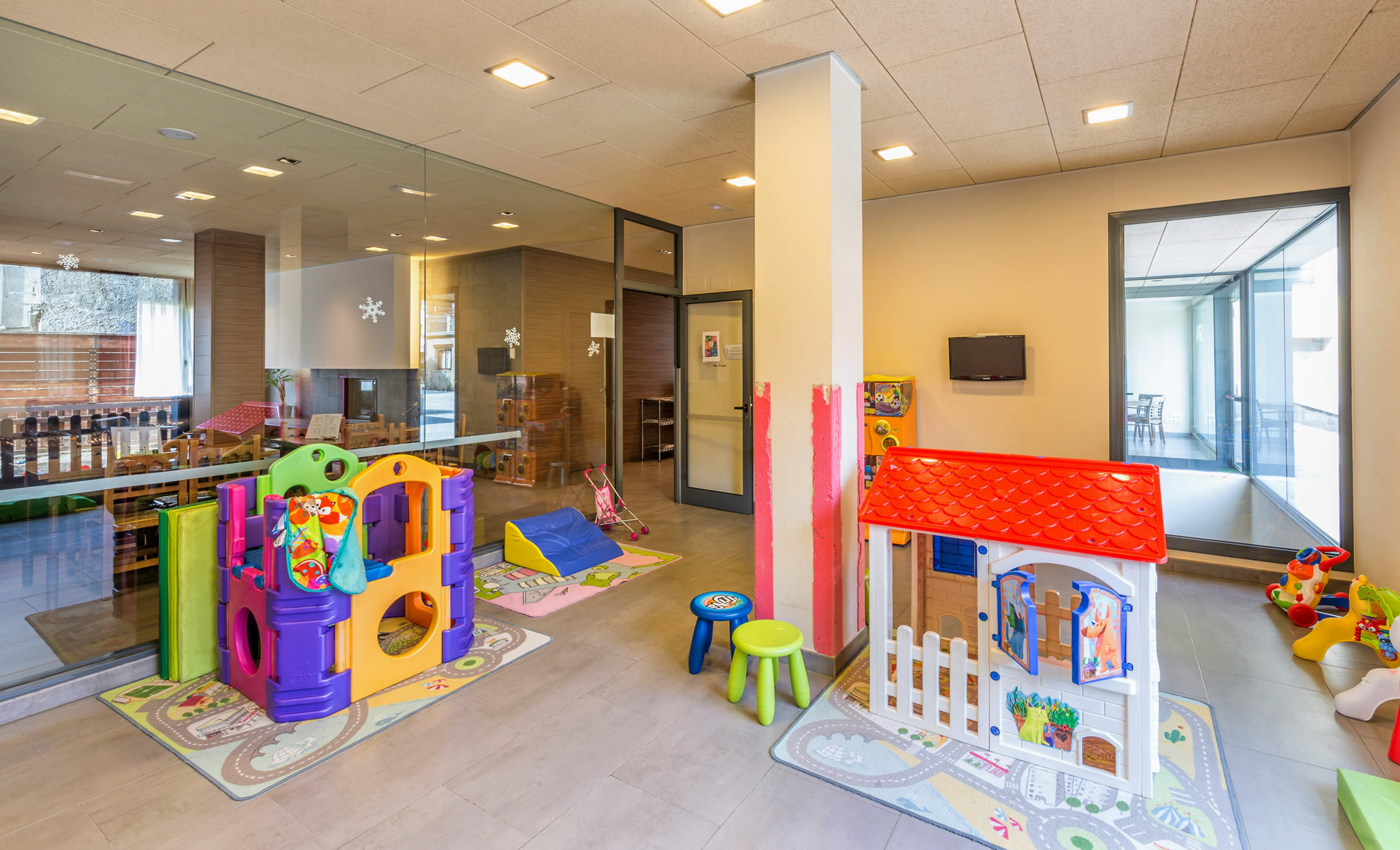 Hotel Apartaments Trainera for kids