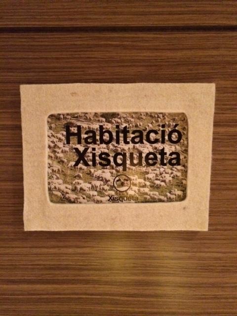 Xisqueta Room